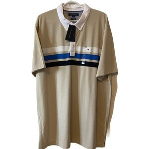 Tommy Hilfiger Cotton Collared Polo T- Shirt